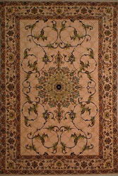Library picture of Contemporary Esfahan rug