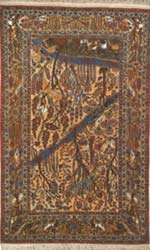 Library picture of Esfahan rug